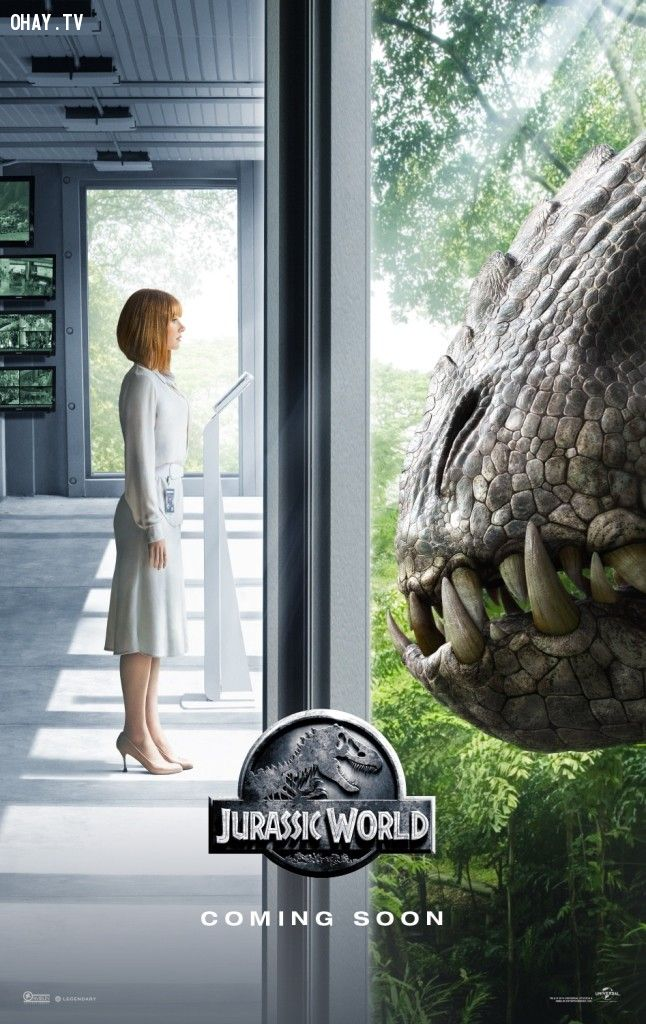 ảnh bom tấn,phim hay 2015,phim bom tấn 2015,Jurassic World,thế giới khủng long