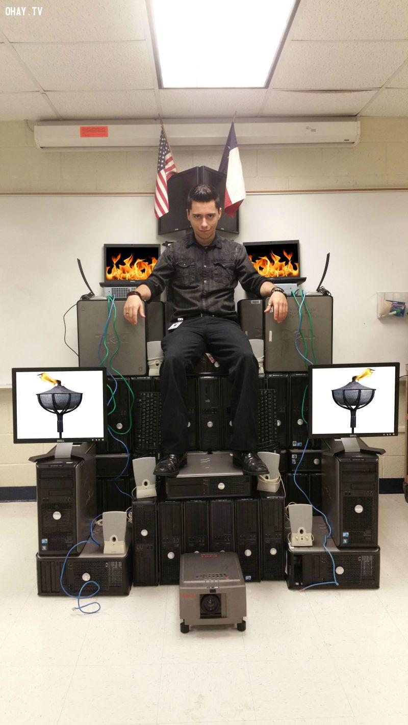 ảnh IT Throne Challenge,thử thách ngôi vua it,vua it,xu hướng