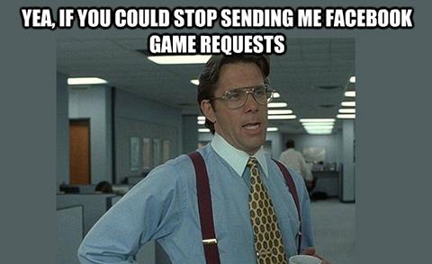 Cách chặn thông báo mời game chơi game trên Facebook