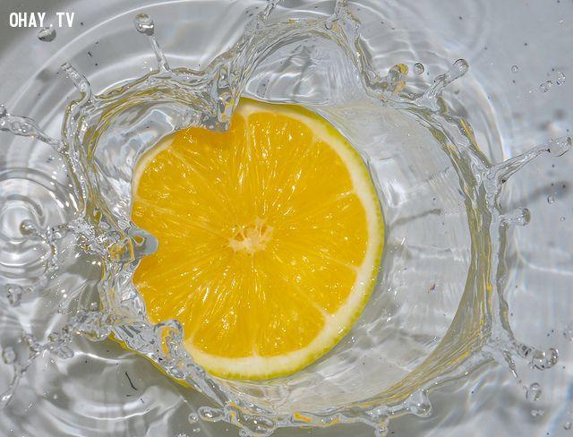 ảnh Nước chanh,tác dụng của nước chanh