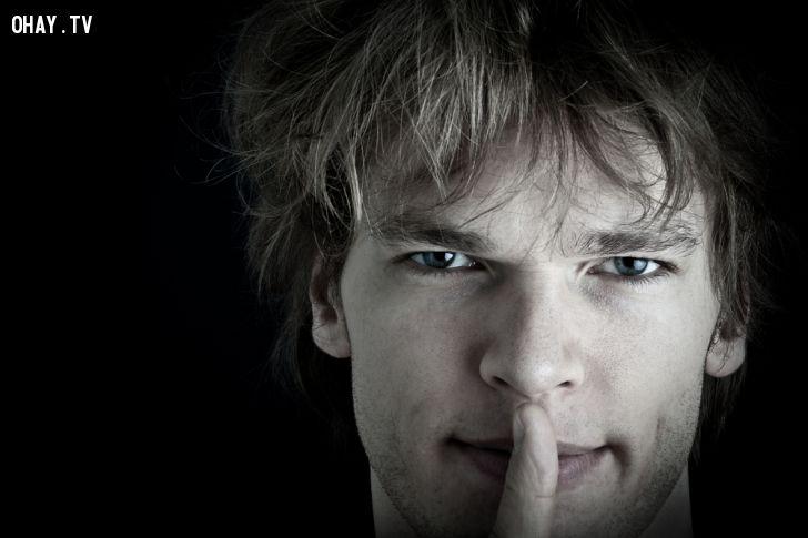 ảnh đàn ông,bí mật khó nói