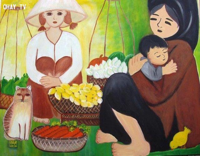 tình thương của mẹ