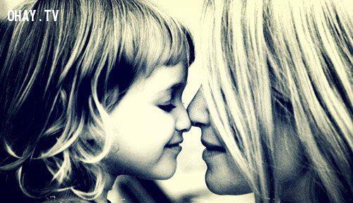 ảnh con gái,mẹ và con gái
