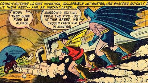 Những phương tiện tồi tệ nhất của các Siêu anh hùng