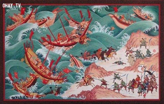 Lý do Mông Cổ trở thành đế chế vĩ đại nhất trong lịch sử