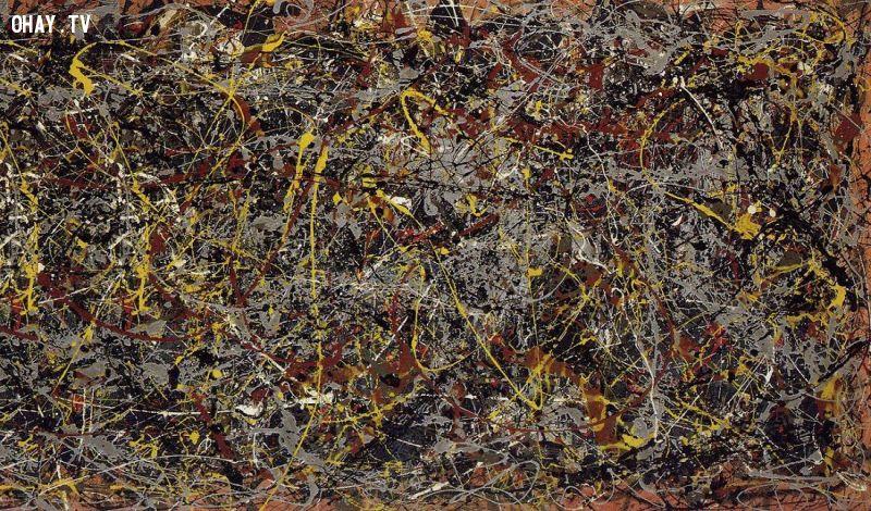 ảnh tranh đắt nhất thế giới,Pablo Picasso,Jackson Pollock,Paul Gauguin,tranh vẽ đắt nhất,tranh vẽ