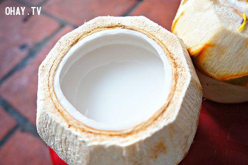 ảnh thạch dừa,cách làm thạch dừa,cách làm,hướng dẫn làm thạch dừa