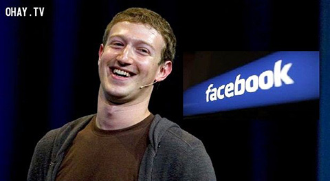 11 điều ít biết về ông chủ Facebook - Mark Zuckerberg