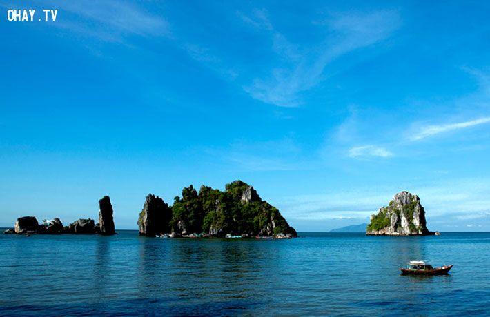 Quần đảo Bà Lụa hoang sơ Kiên Giang