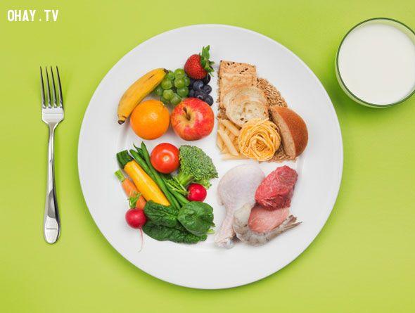ảnh diet,giảm cân,ăn kiêng,nhin ăn giảm cân,nhịn ăn không tốt