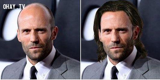 ảnh Fast and Furious 7,sao Hollywood,tài tử,mọc tóc