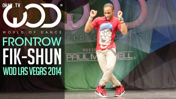 ảnh So You Think You Can Dance,Fik-Shun,dancer,nhảy dubstep,nhảy đẹp
