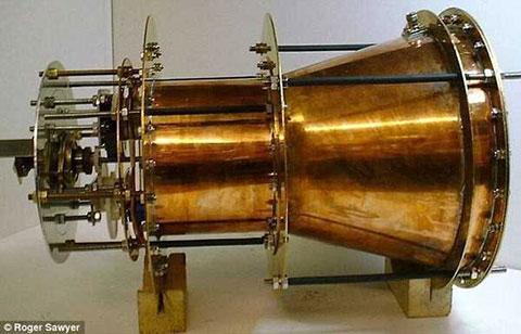 NASA kỳ vọng Emdrive có tốc độ bay nhanh hơn ánh sáng
