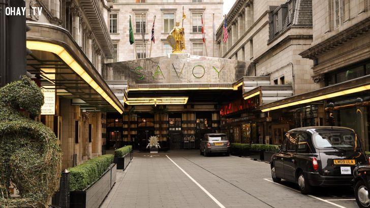 Khách sạn Savoy
