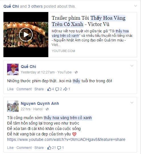 ảnh Tôi thấy hoa vàng trên cỏ xanh,Nguyễn Nhật Ánh,Victor Vũ,trailer,phim việt nam