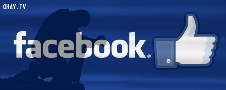 ảnh facebook,ảnh hưởng của facebook,facebook không tốt,mạng xã hội