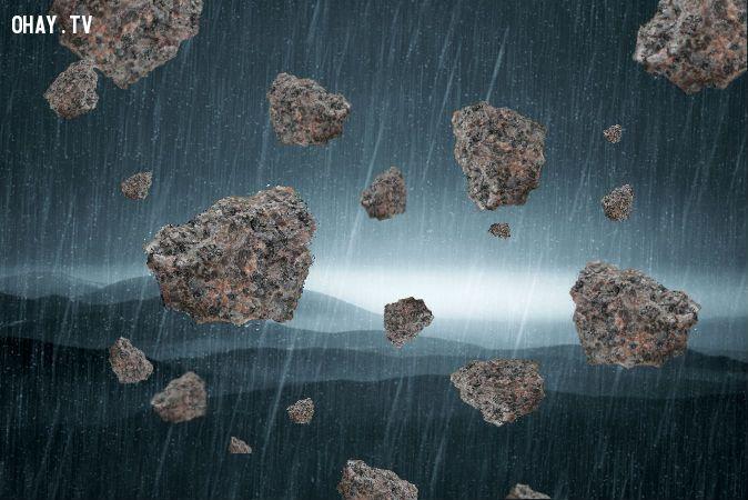 ảnh mưa đá,mưa vật thể,thiên văn học