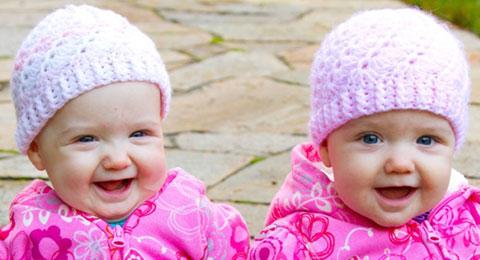 Mỹ: xét nghiệm ADN chứng minh 2 bé gái song sinh khác bố