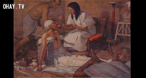 Biện pháp tránh thai cổ đại