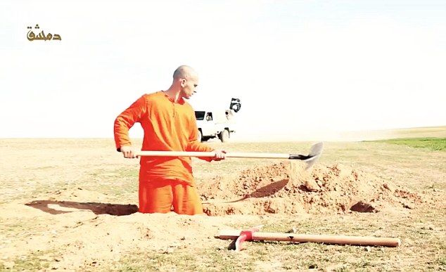 ảnh tù nhân is,khủng bố is,tử hình