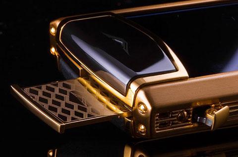 Tại sao điện thoại Vertu lại đáng giá tiền tỷ?