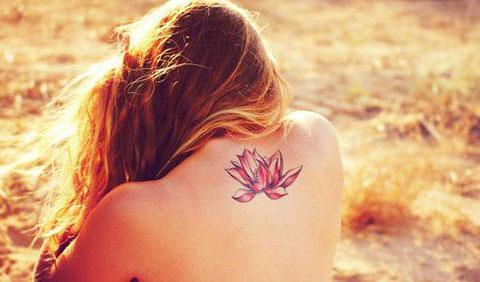 51 hình xăm hoa sen vô cùng ý nghĩa và đẹp mê ly