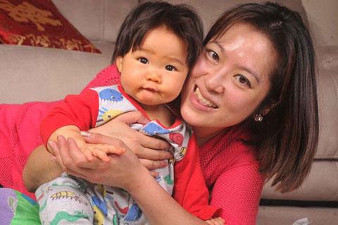 Cậu bé 3 tháng tuổi đã cứu sống mẹ