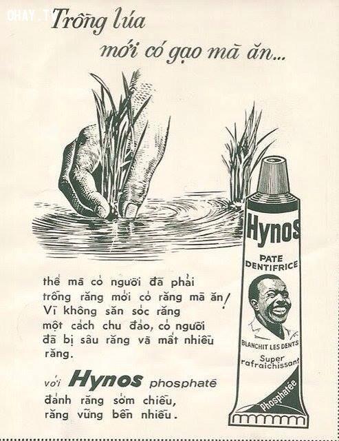 ảnh quảng cáo,thế kỷ XX,quảng cáo ngày xưa
