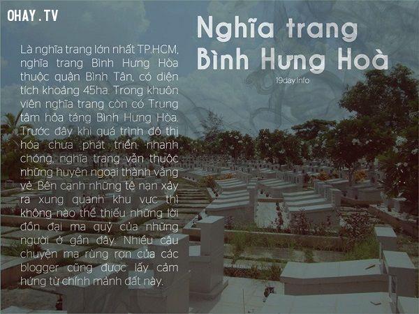 nghĩa trang bình hưng hòa
