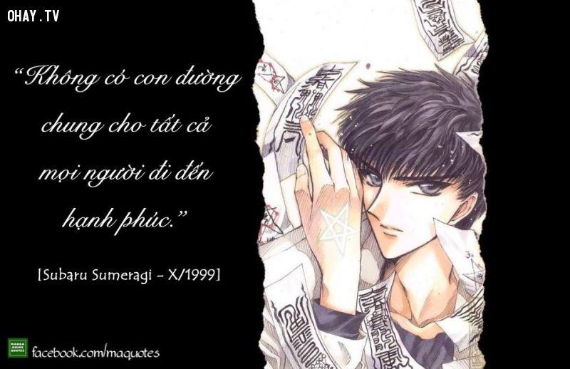 ảnh câu nói hay,câu nói trong manga,câu nói trong anime