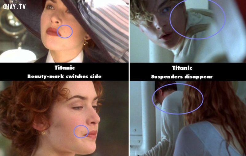 18 lỗi trong các bộ phim nổi tiếng không phải ai cũng nhận ra
