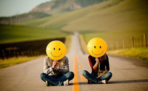Đừng ngại ngần khi mỉm cười