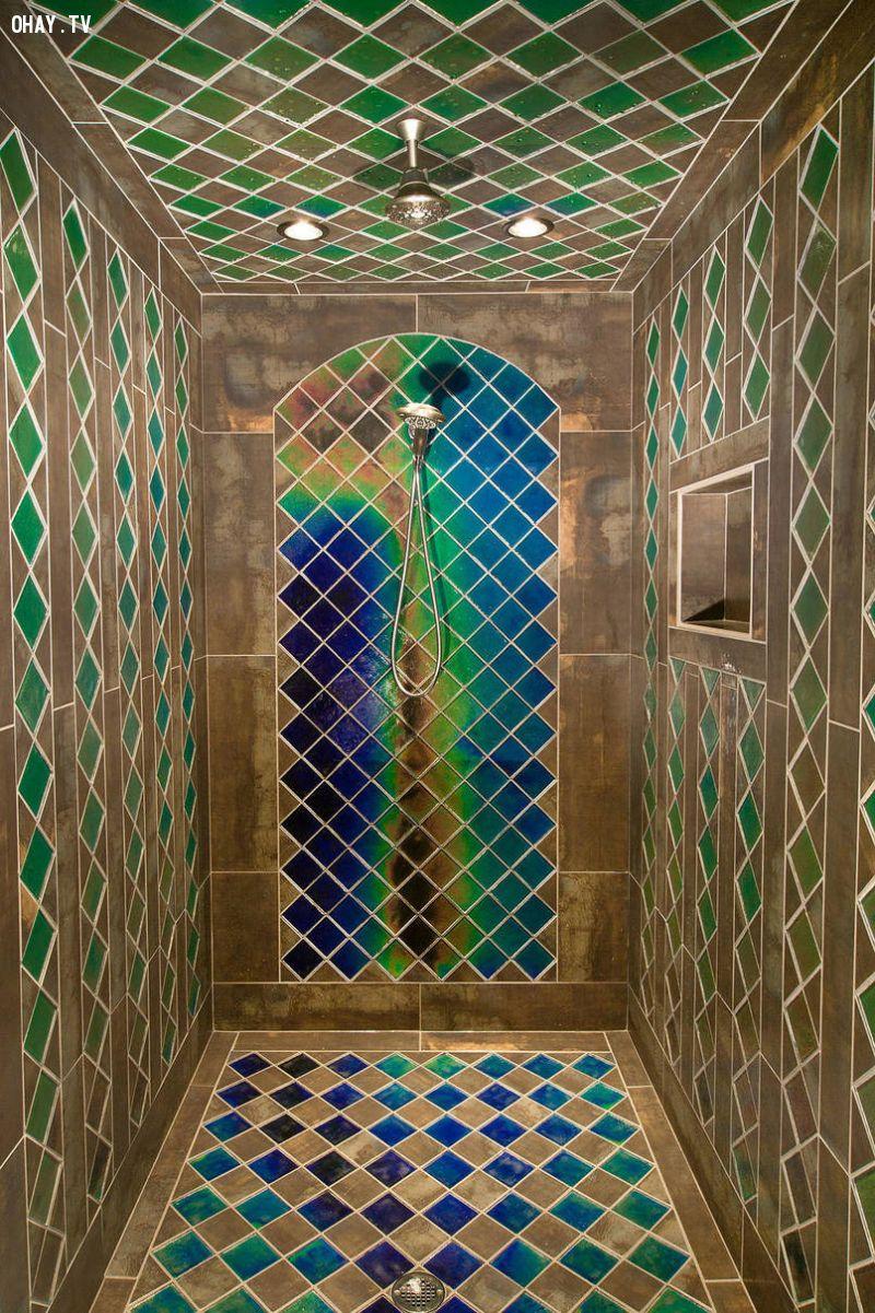 ảnh phòng tắm,phòng tắm đẹp,phòng tắm sáng tạo