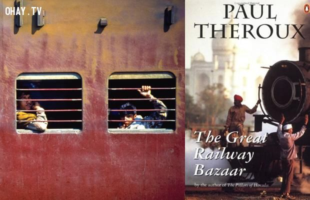 ảnh sách hay,sách du ký hay,sách về du lịch,chủ nghĩa xê dịch,dân phượt
