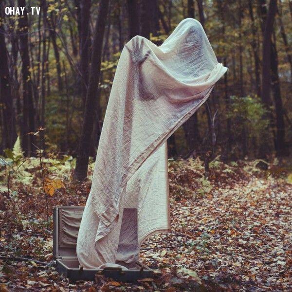 ảnh kinh dị,ảnh kinh dị,ảnh ma quái,Christopher Mckenney,nhiếp ảnh gia Christopher Mckenney,hình ảnh kinh dị