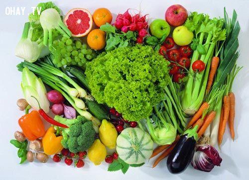 ảnh Rau quả,sai lầm,bảo quản rau quả,rau củ quả,sai lầm về rau quả,mẹo nhà bếp