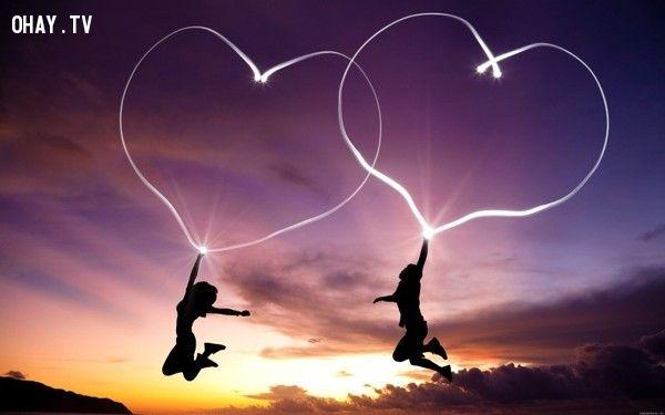tình yêu sét đánh