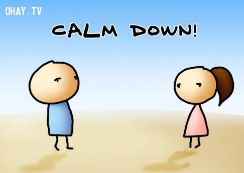 bình tĩnh