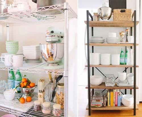 ảnh nhà bếp,dọn dẹp nhà bếp,mẹo nhà bếp,mẹo nội trợ
