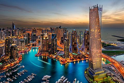 Tại sao Dubai lại giàu như vậy?