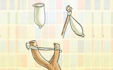 10 công dụng của bao cao su có thể bạn chưa biết