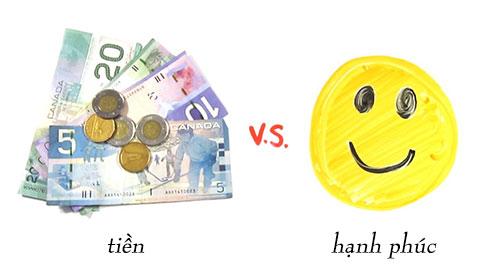 3 lý do chứng minh tiền bạc không bao giờ khiến bạn hạnh phúc