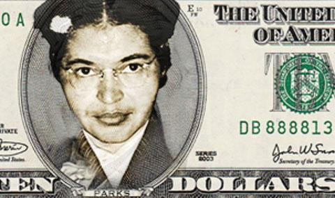 Tờ 10 USD sẽ mang hình ảnh phụ nữ