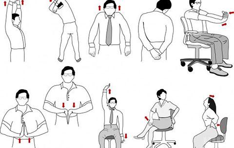 7 cách hiệu quả giúp bạn rời khỏi ghế làm việc