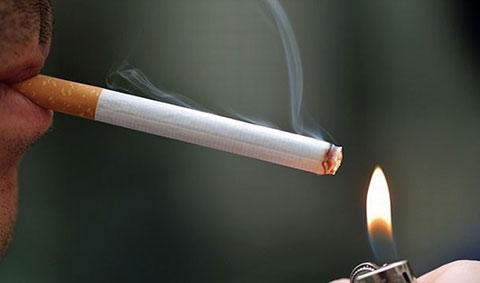 Suy ngẫm trước khi châm lửa hút điếu thuốc tiếp theo