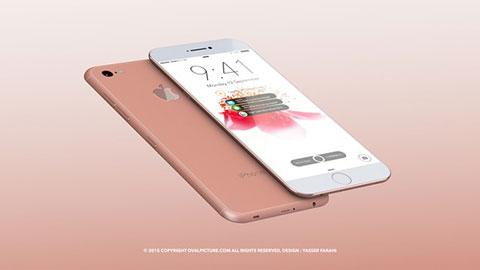 Những hình ảnh người ta đồn về iPhone 7