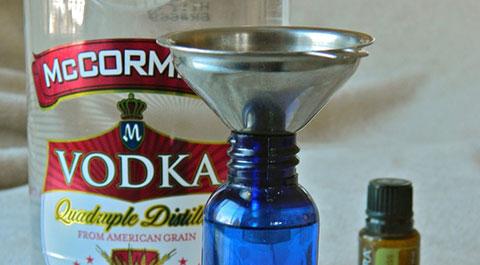11 công dụng tuyệt vời của rượu vodka mà bạn chưa biết
