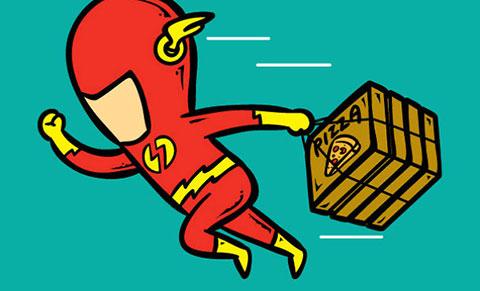 Việc part-time của các siêu anh hùng là gì?