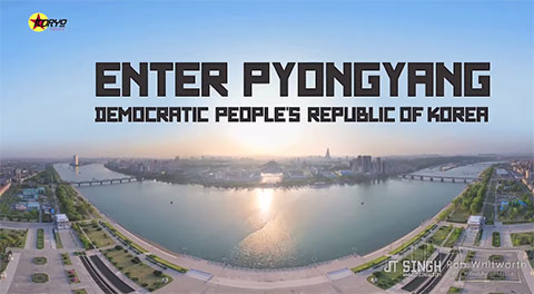 Triều Tiên mới lạ trong góc quay nhiếp ảnh gia Tây