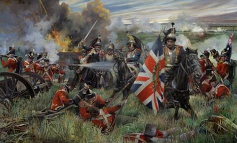 10 bí mật về trận đánh Waterloo